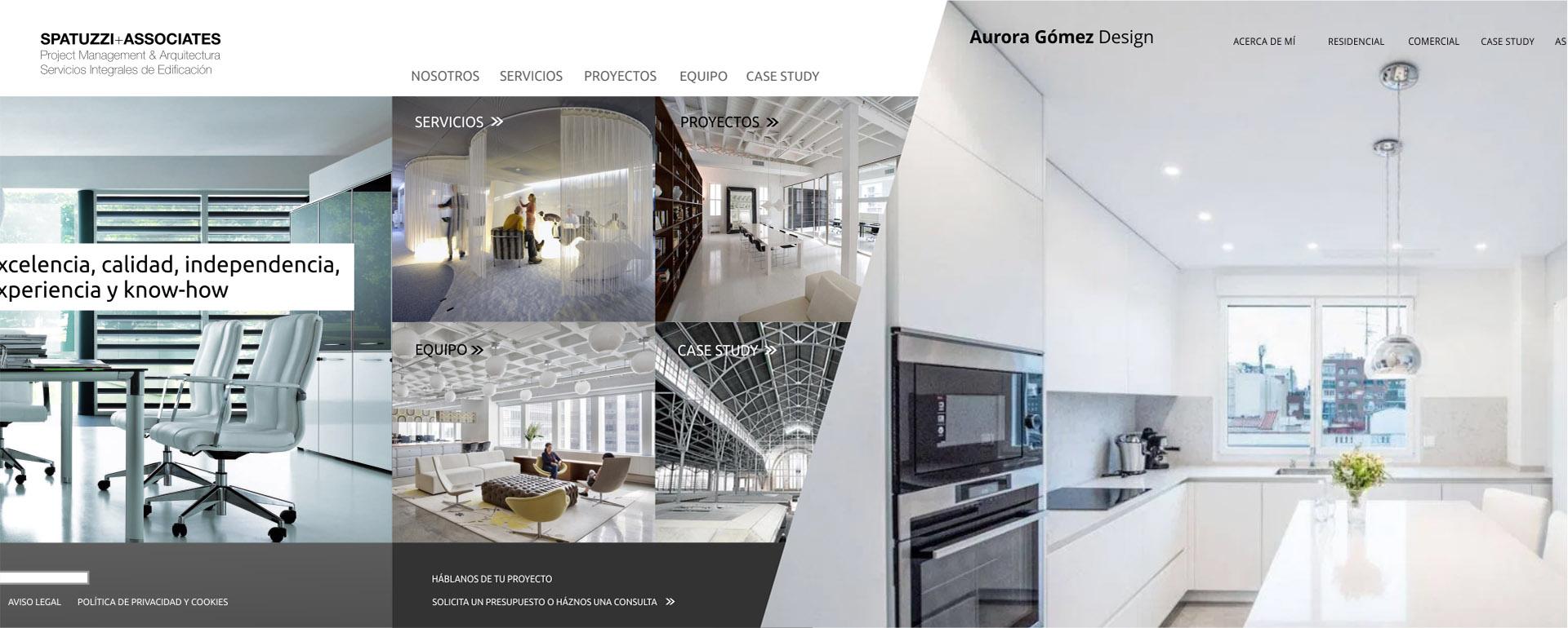 DISENO GRAFICO - Paginas web