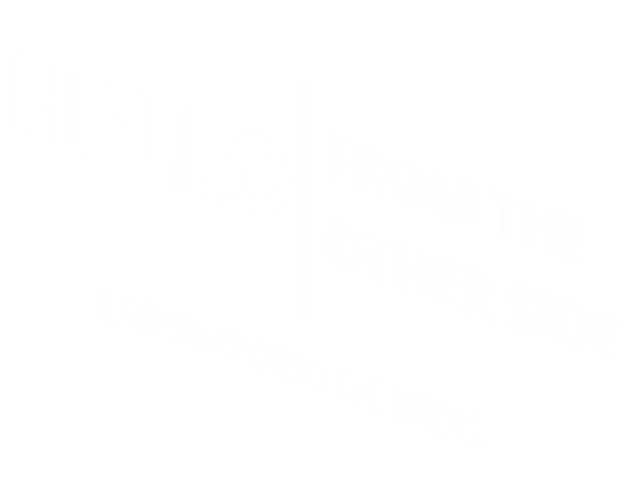 Hello From The Other Side - logo